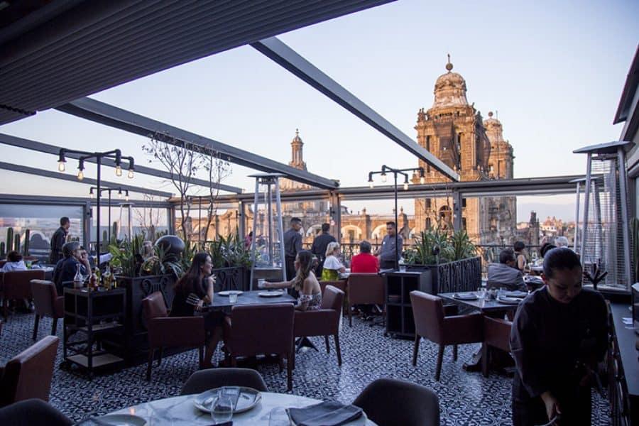 5 Cosas que puedes hacer en Balcón del Zócalo.