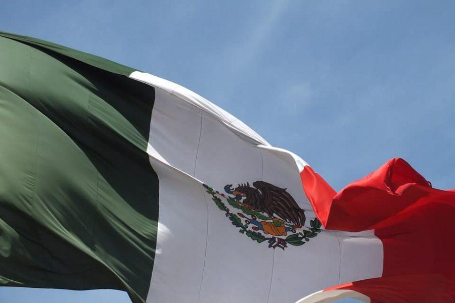 Cena y celebración de la independencia de México