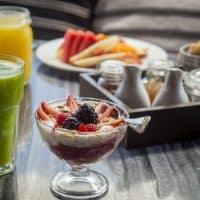 Inicia tu día con una deliciosa y saludable comida.